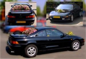Auto versiering MR2