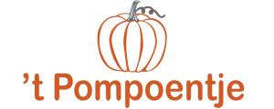 Logo 't Pompoentje zonder adres